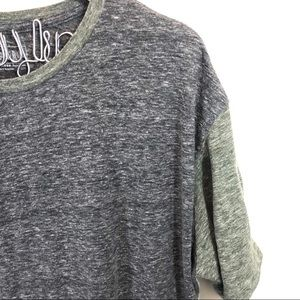 LuLaRoe Shirts - Lularoe Gray Patrick T-shirt L
